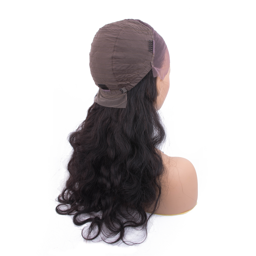 H33f17f5f11284c1fbc295ebb9a659c0cQ Body Wave Lace Frontal Wig Human Hair Wigs 13×4 Lace Frontal Human Hair Wigs For Black Women Pre Plucked Non Remy Hair