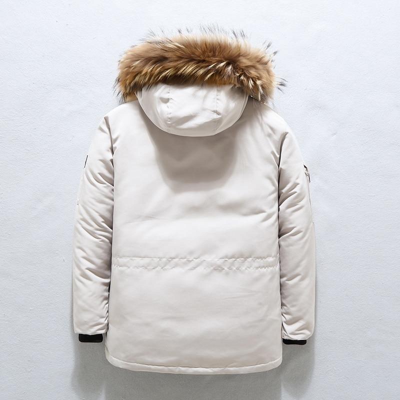 90%Down Jackets Men Winter Jacket Men Fashion Men Men's Clothings Men's Sweaters/Coats/Jackets