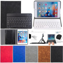 For Pad 10.2 7th Gen/ Air 3rd Gen/ For Pad Pro 10.5 Bluetooth Keyboard Case Tablets Case Covers 2019 NEW Dropship(China)