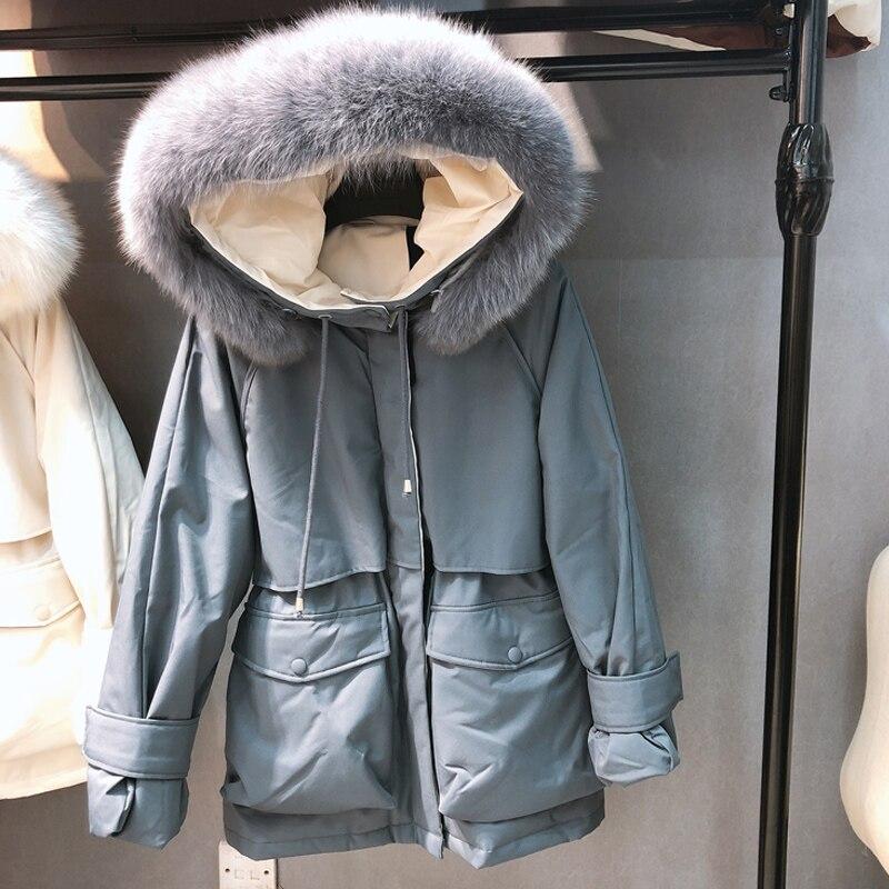 Outerwear Female Warm Plus