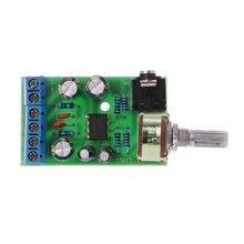 Dc 18 12 В tda2822m 20 канальный стерео мини aux аудио усилитель