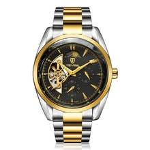 TEVISE Men Watches Mechanical W