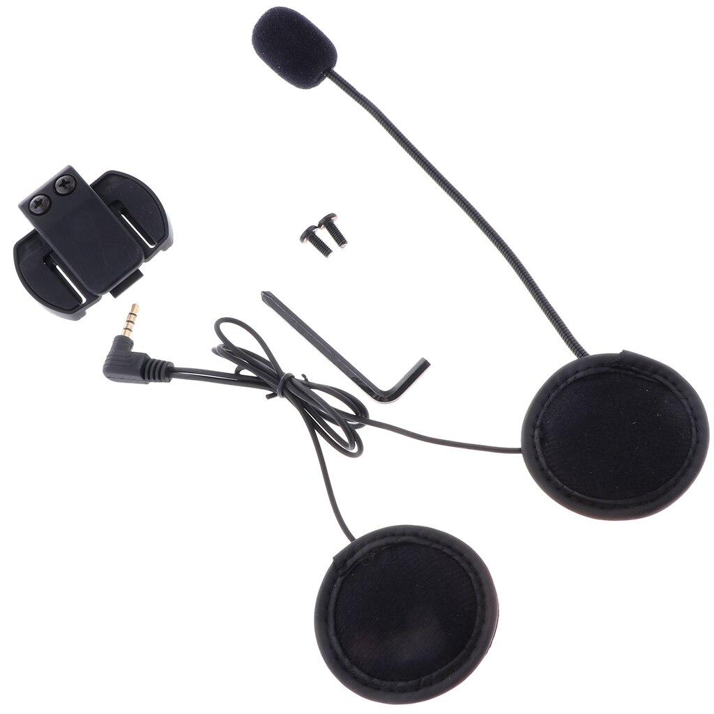Waterproof Motorcycle Helmet Bluetooth Headset Wireless Intercom Headset Best Helmet Heaphones For Yeasu Vertex Vx 170 Vx 177 On Aliexpress