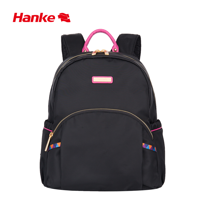 Hanke Women Backpack Fashion Design Waterproof Laptop Back Bag 15
