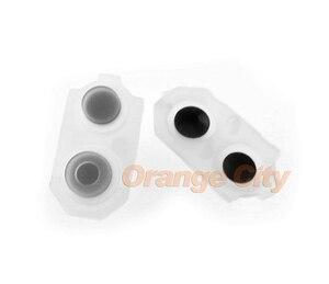 Image 3 - 200pcs עבור PS4 JDS050 JDS 0050 055 5.0 L2 R2 L1 R1 גומי מוליך רפידות PS4 בקר סיליקון גומי כפתורים