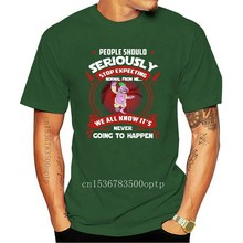 Men T Shirt People Should Seriously Stop Expecting Normal From Me Peanut Jeff Dunham Version Women t-shirt