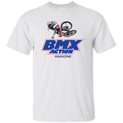 BMX Action, Magazine, Ramp, Jump, Freestyle, Racing, Bike, Haro, Hutch, Skyway, Cool Casual pride t shirt men Unisex New