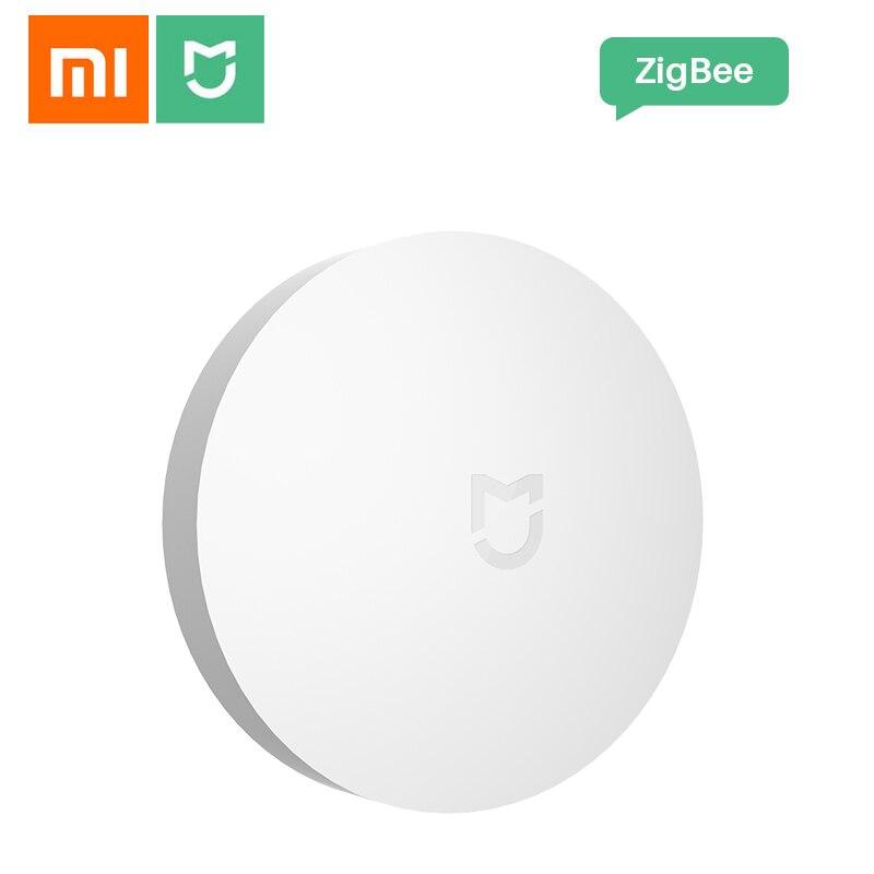 Xiaomi Aqara Mijia Switch Wireless Wifi House Control Center Intelligent Multifunction Smart Home Device Work With Mi Home App