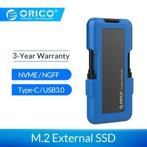 ORICO External SSD M.2 NVME NG