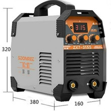 industrial household 220v/380v zx7-315 400 500 welding machine 3.2MM 4MM Pig iron Carbon steel stainless arc welder