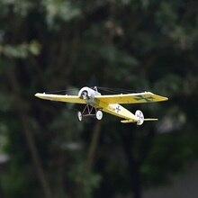 Радиоуправляемая модель Fokker E. III Eindecker WW1 самолет комплект версия 480 мм размах крыльев balsa дерево Лазерная резка DIY самолет разобранные части