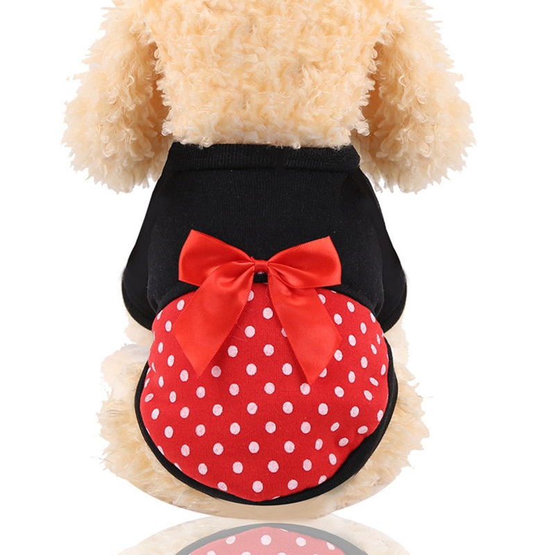 19 Winter Pet Dog Clothes Warm Cartoon Jacket Thick Cotton Coat Cute Small Dogs Pets Clothing for French Bulldog Puppy Teddy 8