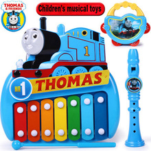 Thomas Music Toys Children's Party Toy Horn Knocking Piano Rattle Clarinet Music Toy Set b fairchild 3 pieces for clarinet and piano op 12