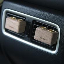 Освежитель воздуха для автомобиля креативный деревянный освежитель