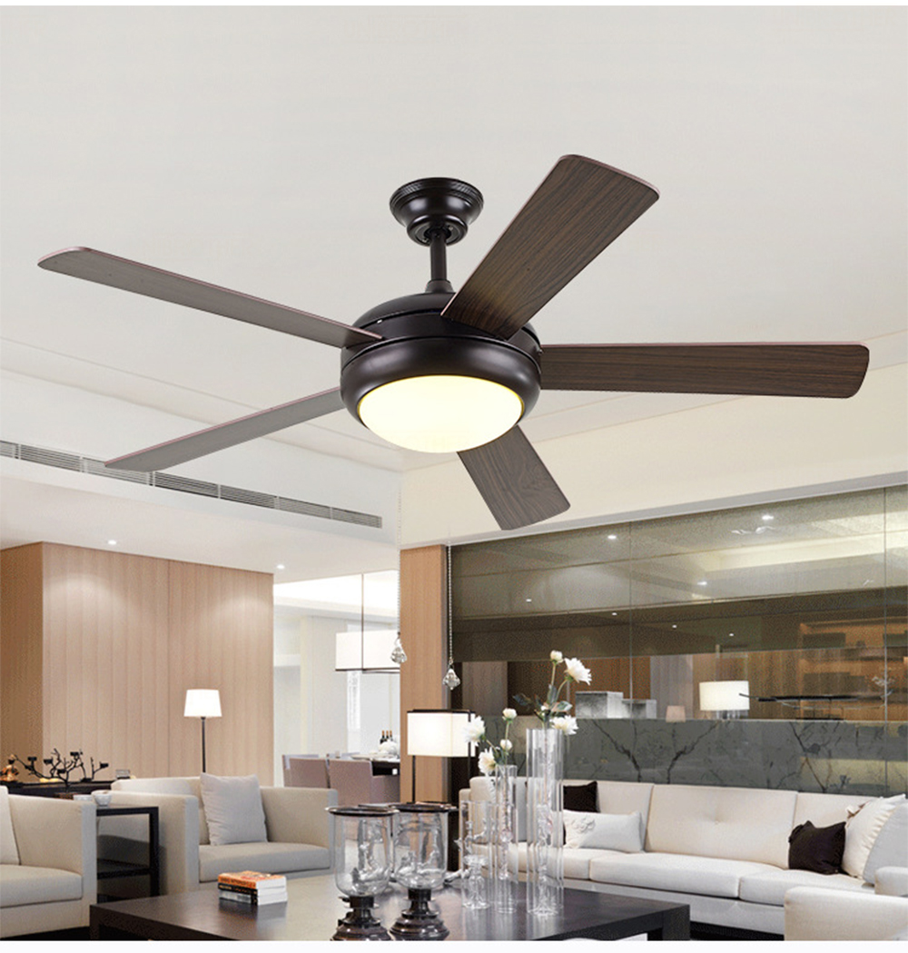 2020 Led Ceiling Fans 220v Wooden For Children Living Room Bedroom With Remote Controller Cooling Fan Light 52 Inch Lamp From Lucion 444 81 Dhgate Com