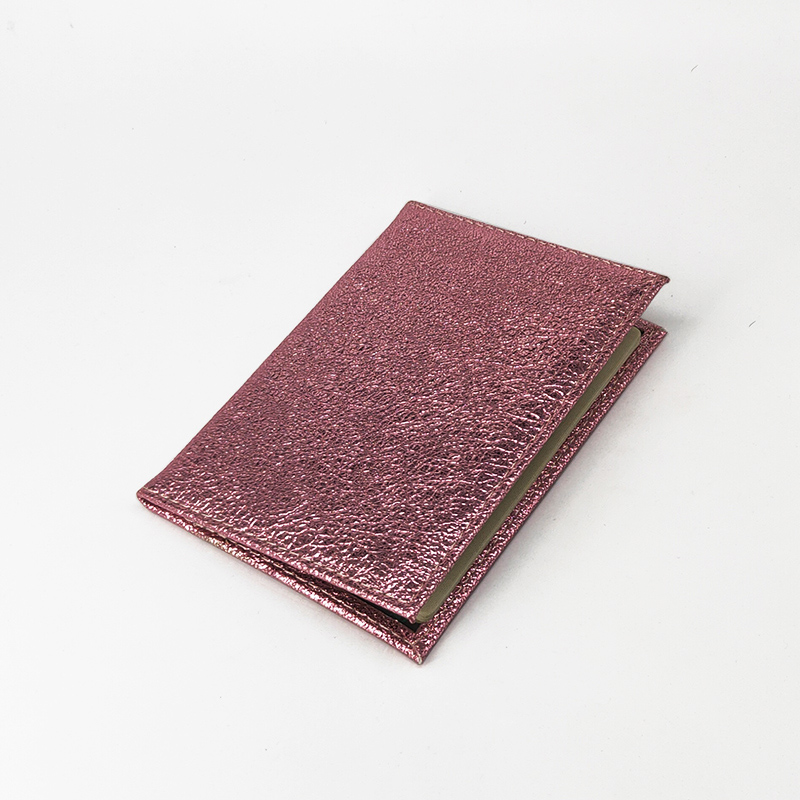 Shiny Travel Passport Cover For Women Soft Eco-friendly Material Covers For Passport Cover On Documents Pasport Protective