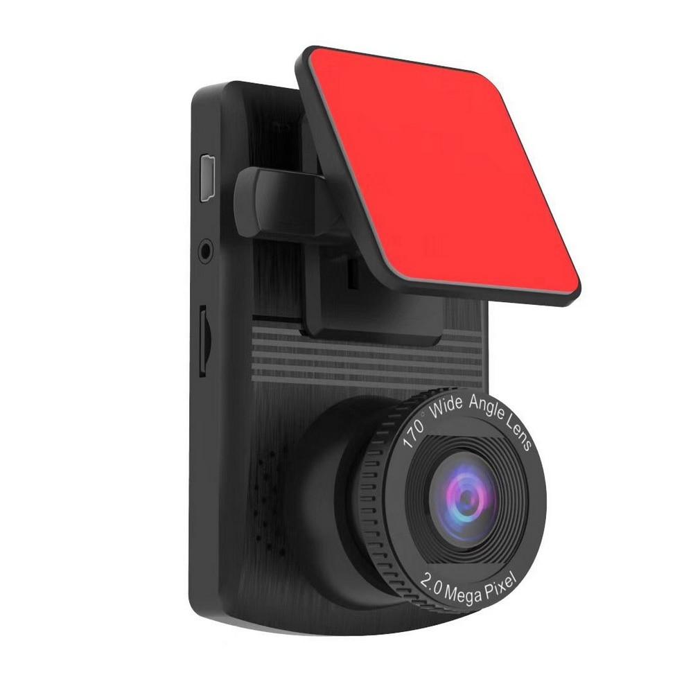3,5 Inch Ips Bildschirm 170 ° Weitwinkel Dash Cam Auto Kamera Recorder Fhd 1080P Vorne und Hinten Kameras loop Aufnahme, G-Sens