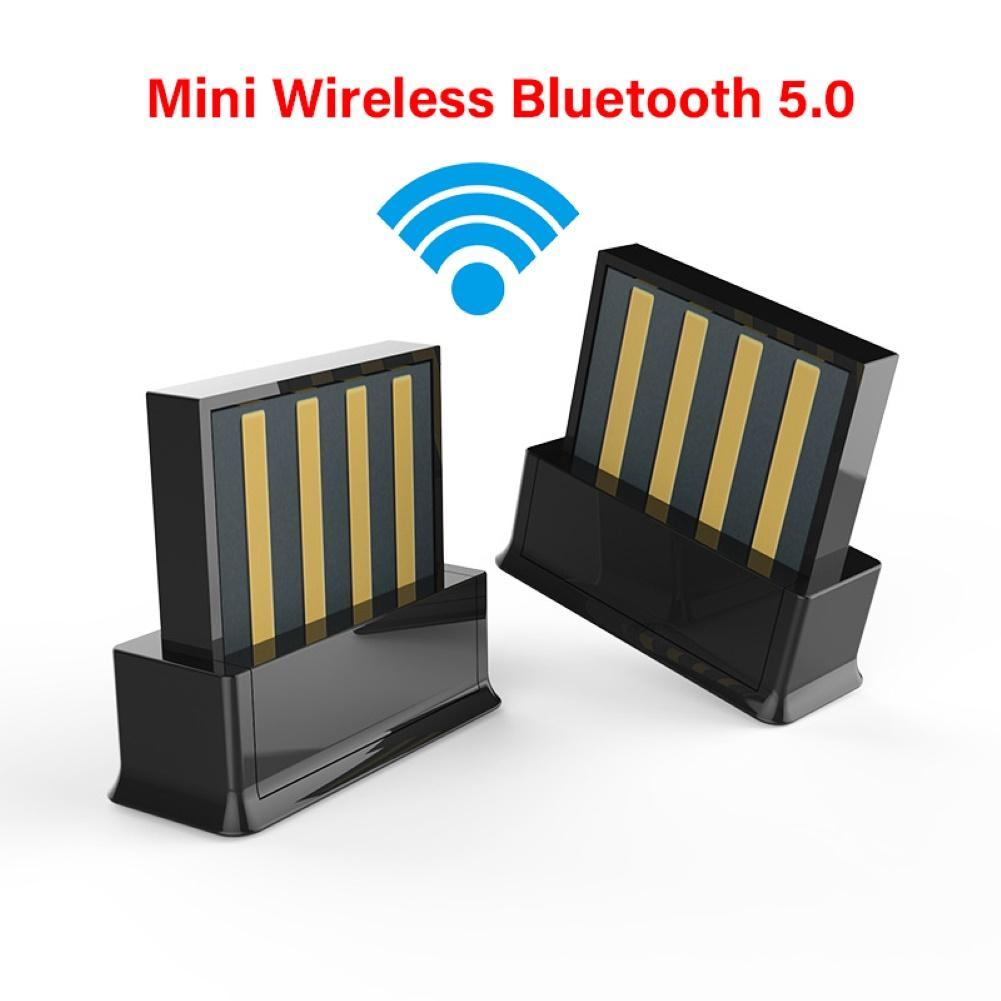 Mini Wireless Bluetooth dongle 5.0 Transmitter Adapter Dongle for PC Laptop Computer usb bluetooth 5.0 adapter блютус адаптер