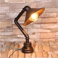 ways, wrought iron green bronze lamp bar conduit cafe nostalgic table lamps and lanterns of bedroom the head of a bed