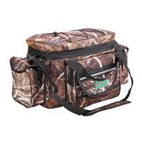 Neue Wasserdichte Angeln Tasche Große Kapazität Multifunktionale Lure Fishing Tackle Pack Outdoor Schulter Taschen angeln tasche wasserdicht