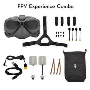 Image 5 - Gafas VR DJI FPV, lentes con transmisión de imágenes Digital de larga distancia, baja latencia y fuerte, antiinterferencias, originales, en stock