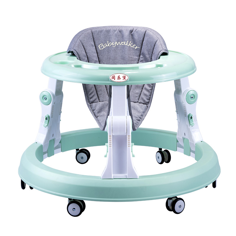 Multi-functional walker anti-rollover baby walker 6/7-18 months baby hand push car