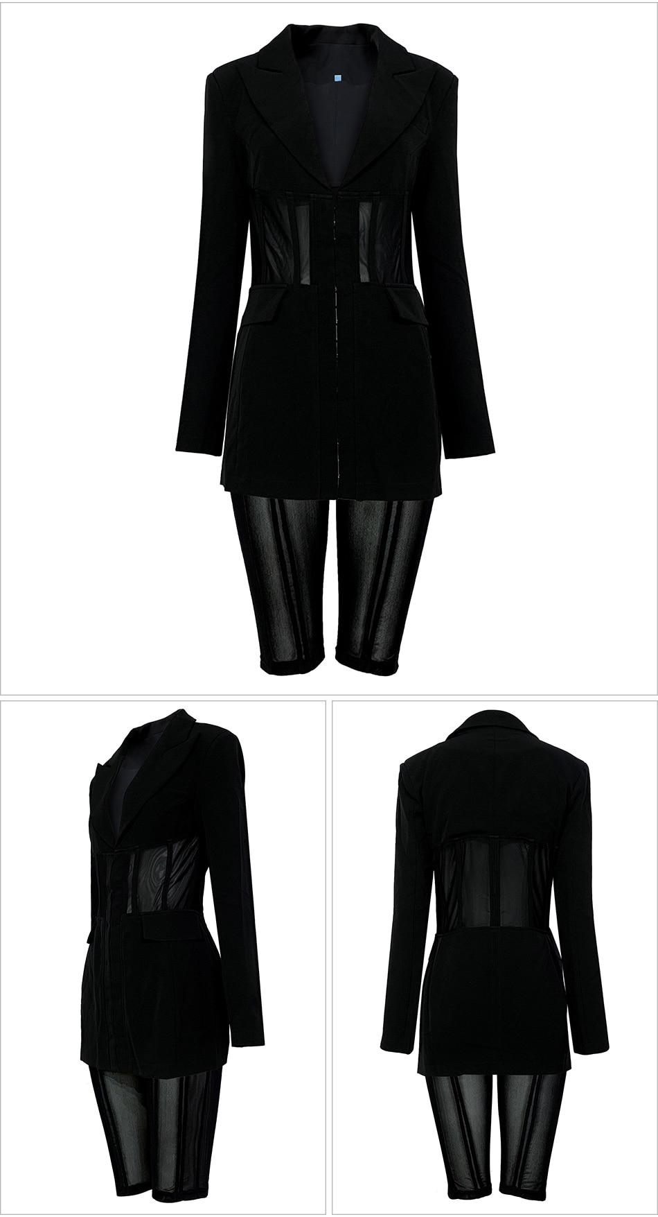 MODEL-black-blazer-shorts_4