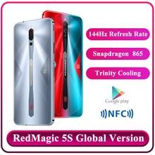 Global Version Nubia Red Magic 5S Gaming Smartphone 8GB 128G