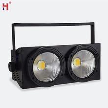 Le public de lavage d'épi de LED allume l'éclairage d'inondation de 2 yeux 2*100W lumière de Blinder de matrice de Led