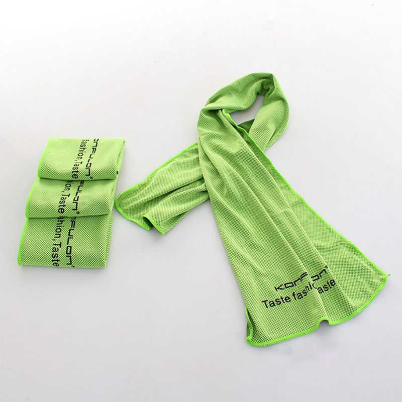 Dostosowane szybkoschnący ręcznik kąpielowy Mesh Beach Fitness Running Camping chłonne chłodne wycieranie włosów Superfine fiber