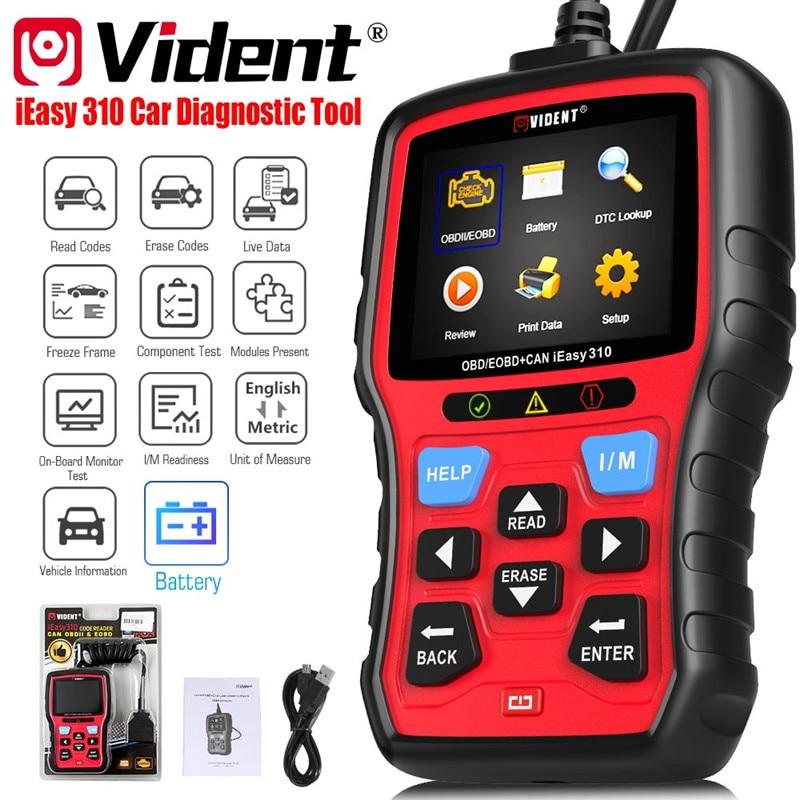 PONTIAC Handheld Car Diagnostic Scanner Tool Code Reader OBD2 OBDII OBD-2
