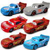 Disney Spielzeug Disney Pixar Autos 3 36 Stil Blitz McQueen Mater Jackson Storm Ramirez 1:55 Diecast Metall Legierung Modell Spielzeug auto Geschenk