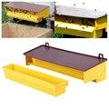 Пластиковый пыльца ловушка пчела Хранитель инструменты Лоток Входная пыльца коллектор пчеловод пчеловодство поставки