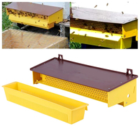2019 New Plastic Pollen Trap Bee Keeping Tools Tray Entrance Pollen Collector Beekeeper Beekeeping Supplies High Quality