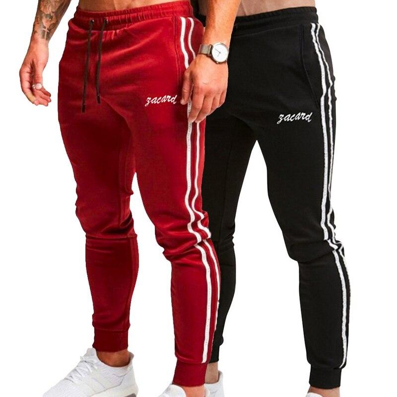 2019 New Fashion Micro-elastic Men's Casual Pants Hip Hop Harem Joggers Pants Men's Hip Hop Sweatpants Trousers European Size