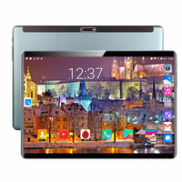 2020 New design 10.1 inch the Tablet Android 9.0 8 Core 6GB+128GB ROM Dual Camera 8MP SIM Tablet PC Wifi GPS 4G Lte phone 1920