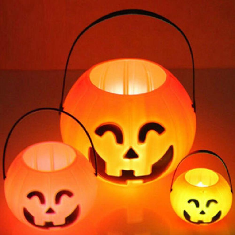 Hot Sales Halloween Pumpkin Lantern Outdoor Hanging Light Lamp Lampion Party Holiday Decorations Supplies 랜턴
