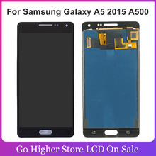 Lcd-Display A500 Samsung Galaxy Digitizer A500m-Screen-Replacement Touch-Screen for Assembly