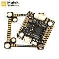 MATEKSYS Matek F411 Mini F411-MINI SE contrôleur de vol OSD 5 V/2A MPU6000 2 ~ 8S VTX Powre 30.5mm/20mm pour avion Drone RC FPV