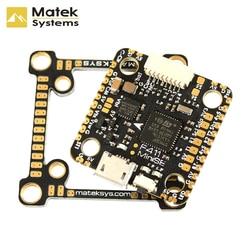 MATEKSYS Matek F411 Mini F411 MINI SE kontroler lotu OSD 5 V/2A MPU6000 2 ~ 8S VTX Powre 30.5mm/20mm dla dron zdalnie sterowany fpv samolotu w Części i akcesoria od Zabawki i hobby na