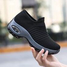 Shoes Woman Sneakers Female Walking Sock Feminino Running Chaussures Sapato Zapatos-De-Calzado