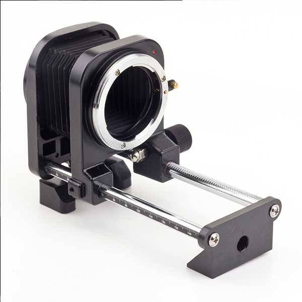 Canon Mount Macro Extension Bellows For 7D 550D 1100D 450D 50D