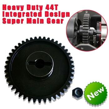 Heavy Duty 44T zintegrowany projekt Super przekładnia główna dla 1 8 Savage Flux X4 6 XL5 9 dla HPI samochody ciężarowe i motocykle 2020 nowy tanie i dobre opinie CN (pochodzenie) Harden Steel C2093004 China Cars Trucks Motorcycles Electric For HPI