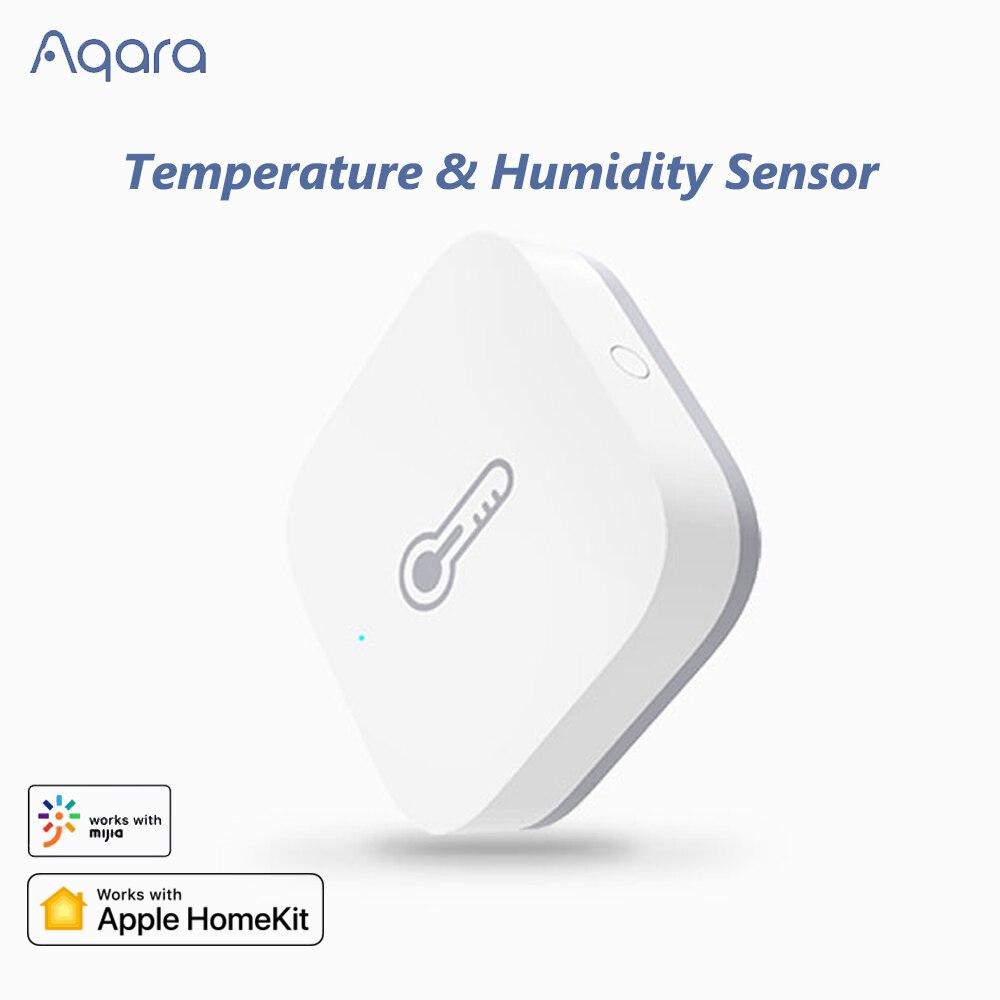 Original Aqara Temperature Humidity Sensor Smart Home Device APP Remote Control