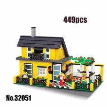 Street Creation Architecture City Legoinglys Compatibie Building Blocks Toy Kit DIY Educational Children Christmas Birthday Gift lepin 15002 2133pcs new cafe corner model building kits blocks kid diy educational legoinglys children day gift brinquedos 10182