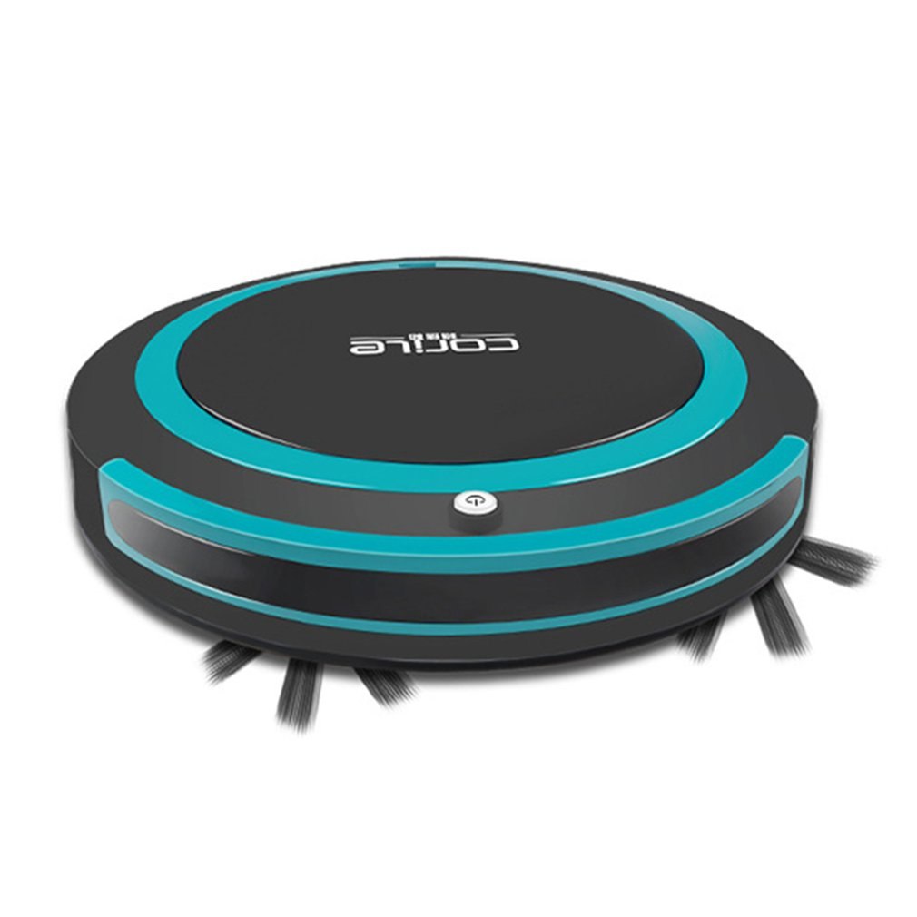 Rechargeable Intelligent Robot Vacuum Cleaner Robot Sweeping Machine For Home Electric Vacuum Cleaner