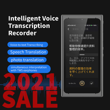 Langogo New artificial intelligence Translator Smart Photo Voice Translator of 104 languages in real time  Korean Spain Japan