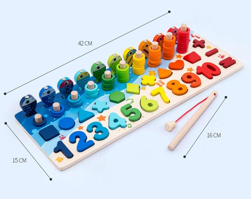 forma jogo educação precoce brinquedo presentes