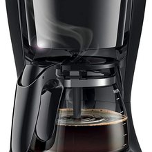Coffee Makers Ground Semi-Auto Express-Delivery Philips Black Plastic