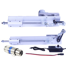 12V/24V Telescopic Reciprocating Linear Actuator Metal Gear Reduction Motor DC Linearly Motor DIY Machine Speed Control Power